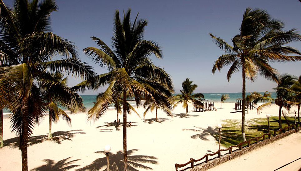 Hotel Albemarle beach