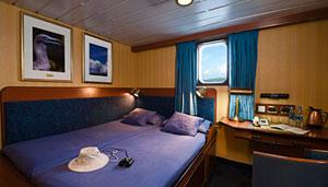 MV Santa Cruz Boat-deck-standard