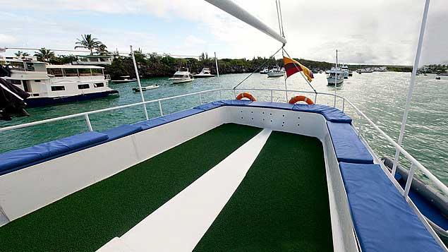 Golondrina deck