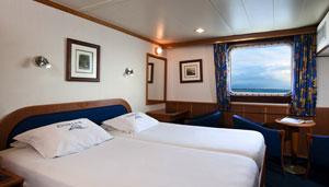 MV Isabela II Owners-cabin