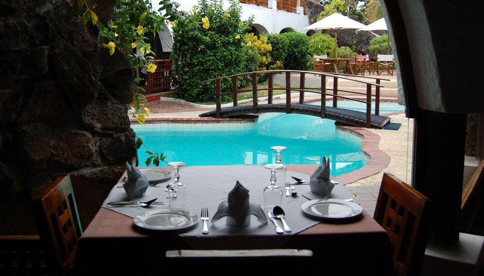 Silberstein Hotel dining