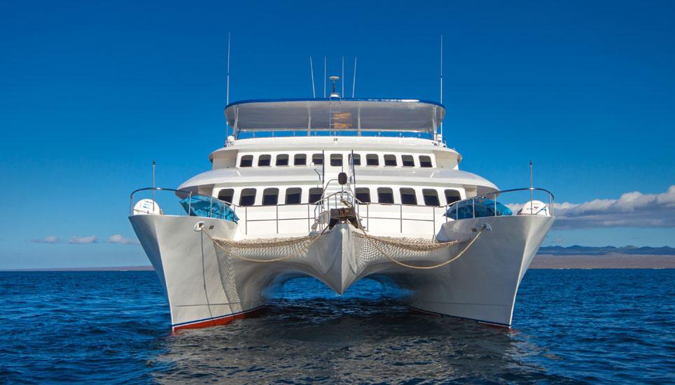 Tip Top II catamaran