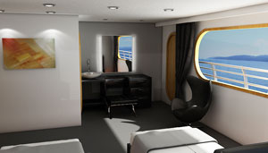 Petrel Twin-stateroom2