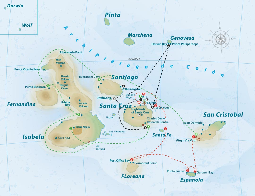 galapagos-odyssey-itinerary