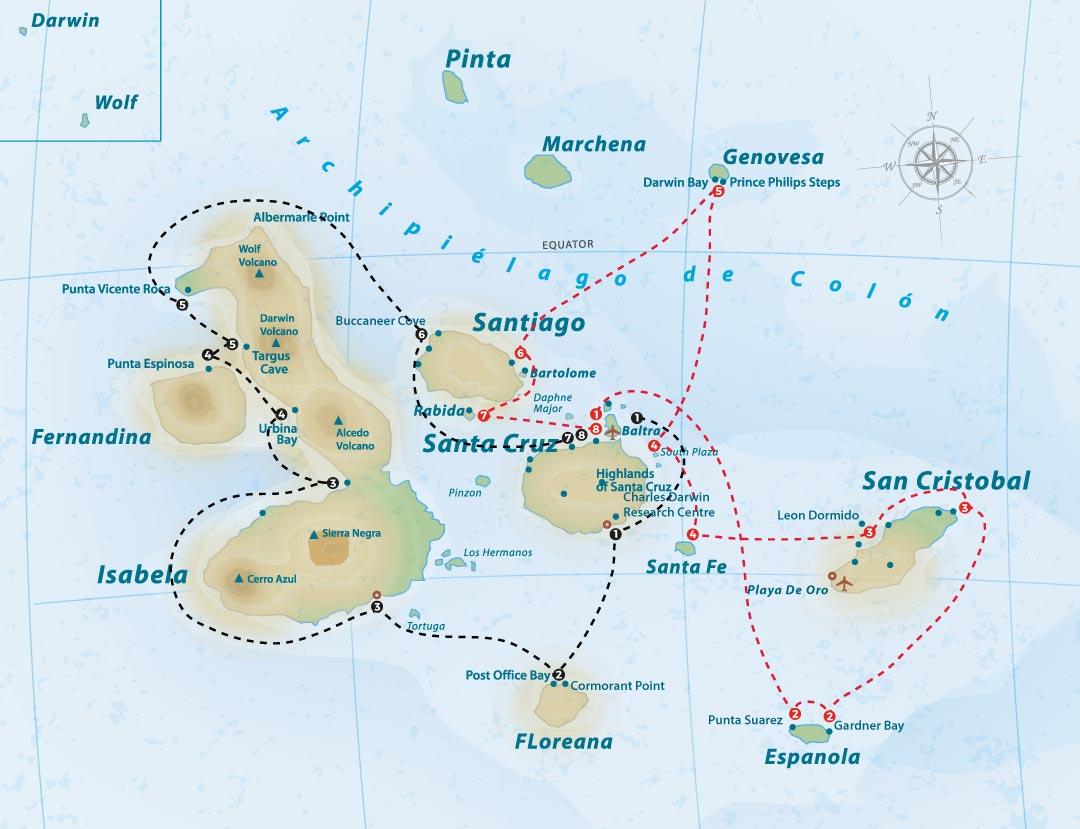 reina-silvia-itinerary-map