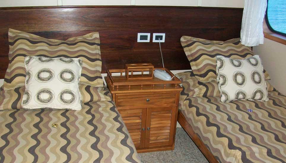 Tip Top IV cabin