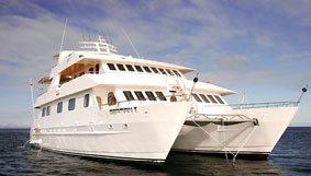 Galapagos holiday the Seaman journey