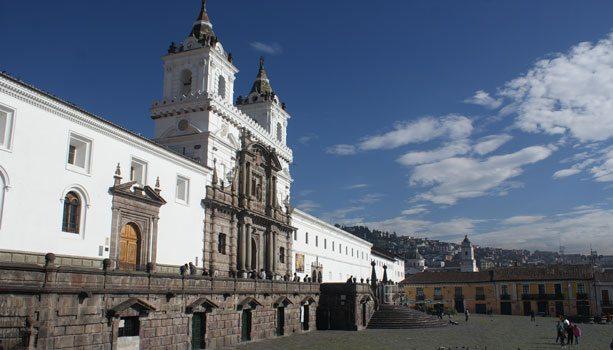 Quito square