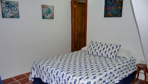 Isabela beach house room
