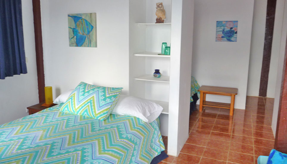 Isabela Beach House room